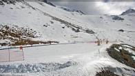 Archiv Foto Webcam Ohau Snowfields: Snow Mat Piste 08:00