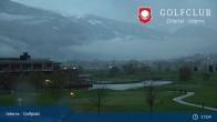 Archiv Foto Webcam Uderns - Golfplatz 20:00
