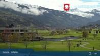 Archiv Foto Webcam Uderns - Golfplatz 08:00