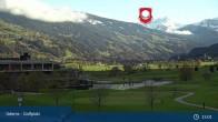 Archiv Foto Webcam Uderns - Golfplatz 10:00