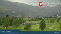 Archiv Foto Webcam Uderns - Golfplatz 19:00