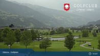 Archiv Foto Webcam Uderns - Golfplatz 09:00