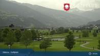 Archiv Foto Webcam Uderns - Golfplatz 13:00