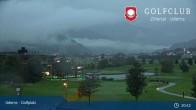 Archiv Foto Webcam Uderns im Zillertal - Golfplatz 19:00