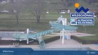 Archiv Foto Webcam Wildschönau Schwimmbad 21:00