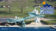 Archiv Foto Webcam Wildschönau Schwimmbad 03:00