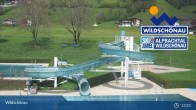 Archiv Foto Webcam Wildschönau Schwimmbad 07:00