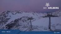 Archiv Foto Webcam Stuben - Albona (Ski Arlberg) 23:00