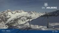 Archived image Webcam Stuben: Albona (Ski Arlberg) 05:00