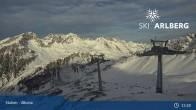 Archived image Webcam Stuben: Albona (Ski Arlberg) 09:00