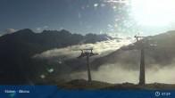 Archiv Foto Webcam Stuben - Albona (Ski Arlberg) 01:00