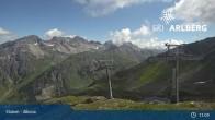 Archiv Foto Webcam Stuben - Albona (Ski Arlberg) 05:00