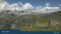 Archiv Foto Webcam Stuben - Albona (Ski Arlberg) 09:00