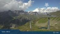 Archiv Foto Webcam Stuben - Albona (Ski Arlberg) 11:00