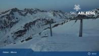 Archiv Foto Webcam Stuben - Albona (Ski Arlberg) 19:00