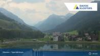 Archiv Foto Webcam Sportzentrum Klosters 03:00