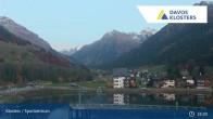 Archiv Foto Webcam Sportzentrum Klosters 21:00