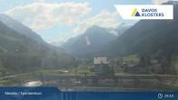 Archived image Webcam Sport center Klosters 03:00