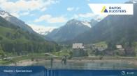 Archived image Webcam Sport center Klosters 05:00