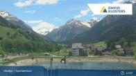 Archived image Webcam Sport center Klosters 07:00