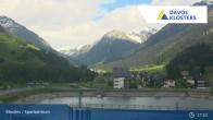 Archived image Webcam Sport center Klosters 11:00