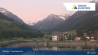 Archiv Foto Webcam Sportzentrum Klosters 19:00
