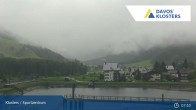 Archiv Foto Webcam Sportzentrum Klosters 01:00