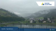Archiv Foto Webcam Sportzentrum Klosters 03:00