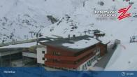 Archiv Foto Webcam Hintertux: Sommerberg 01:00