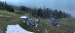 Archiv Foto Webcam Brunnalm: Bergstation Sesselbahn 12:00
