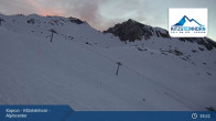 Archiv Foto Webcam Alpincenter (Kitzsteinhorn Kaprun) 02:00
