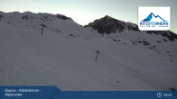 Archiv Foto Webcam Alpincenter (Kitzsteinhorn Kaprun) 18:00