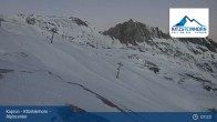 Archiv Foto Webcam Alpincenter (Kitzsteinhorn Kaprun) 01:00