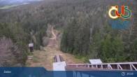 Archived image Webcam Ski Resort Zadov Churanov 21:00
