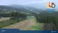 Archived image Webcam Ski Resort Zadov Churanov 01:00