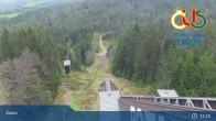 Archived image Webcam Ski Resort Zadov Churanov 05:00