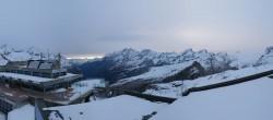 Archiv Foto Webcam Zermatt - Trockener Steg 00:00