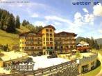 Archiv Foto Webcam Reiteralm: Hotel Raunerhof 08:00
