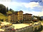 Archiv Foto Webcam Reiteralm: Hotel Raunerhof 10:00
