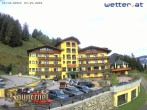 Archived image Webcam Reiteralm: View Hotel Raunerhof 04:00