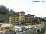 Archived image Webcam Reiteralm: View Hotel Raunerhof 10:00