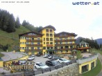 Archived image Webcam Reiteralm: View Hotel Raunerhof 12:00