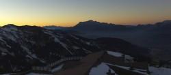 Archiv Foto Webcam Hochkönig: 360 Grad Panorama Aberg 10:00