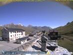 Archiv Foto Webcam Kleiner Sankt Bernhard-Pass 04:00