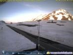 Archived image Webcam Espace San Bernardo: Snowkite Zone 00:00