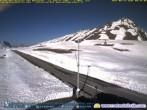 Archived image Webcam Espace San Bernardo: Snowkite Zone 02:00