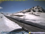 Archived image Webcam Espace San Bernardo: Snowkite Zone 10:00