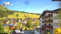 Archiv Foto Webcam Hotel Schmelzhof in Lech 00:00
