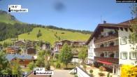 Archiv Foto Webcam Hotel Schmelzhof in Lech 06:00