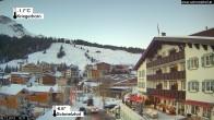 Archiv Foto Webcam Hotel Schmelzhof in Lech 10:00